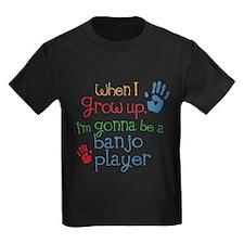 Future Banjo Player Music T-Shirt