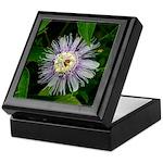 Passionflower Keepsake Box