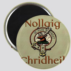 Scots Gaelic Merry Christmas Magnet