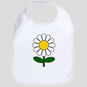Daisy Flower Bib