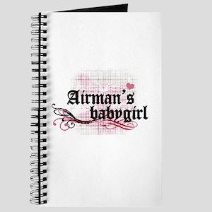 Airman's Babygirl Journal