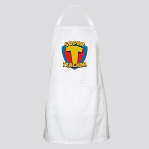 Super Teacher BBQ Apron
