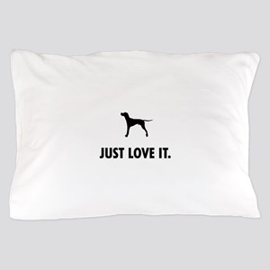 English Pointer Pillow Case