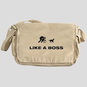 English Setter Messenger Bag