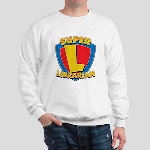 Super Librarian Sweatshirt