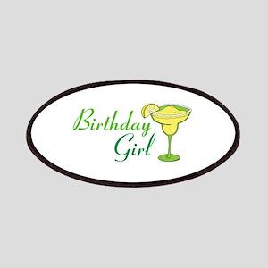 Birthday Girl margarita Patches