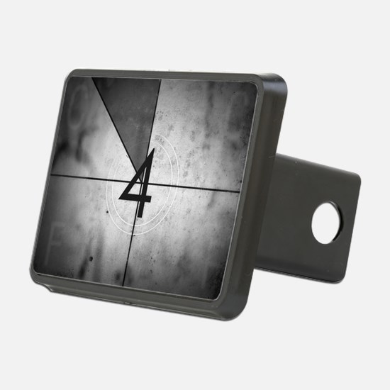 Grunge Countdown  Hitch Cover