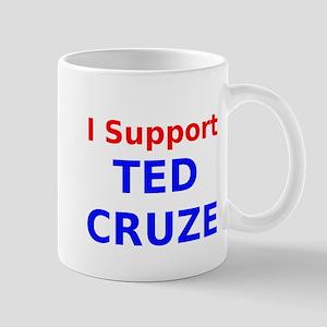 I Support Ted Cruze Mugs