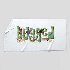 Bugged Beach Towel