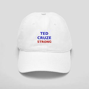 Ted Cruze Strong Baseball Cap