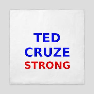 Ted Cruze Strong Queen Duvet
