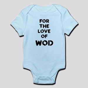 For the Love of WOD Body Suit