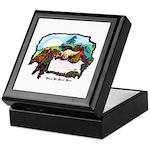 Dragon And Centaur Fairy Keepsake Box