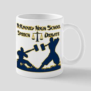 Mckinney High School Speech &Amp; Debate Mugs