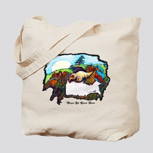 Dragon And Centaur Fairy Tote Bag