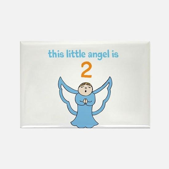little angel custom age Magnets