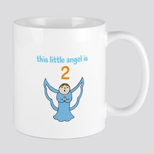 little angel custom age Mugs