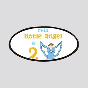 little angel custom age Patches