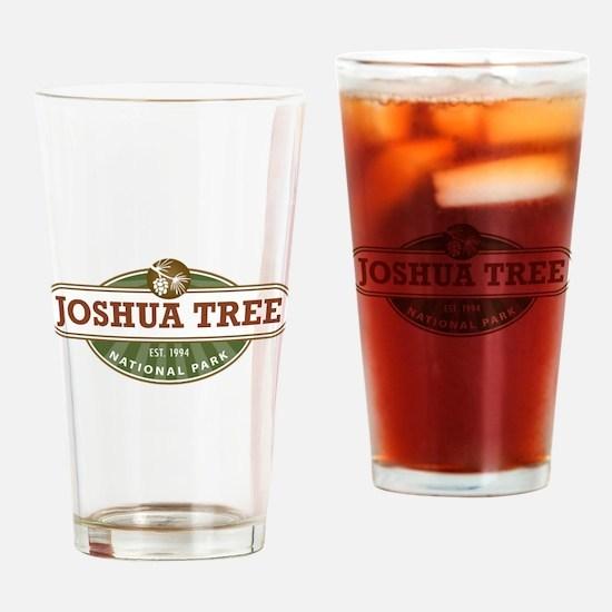 Joshua Tree National Park Drinking Glass