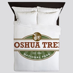 Joshua Tree National Park Queen Duvet