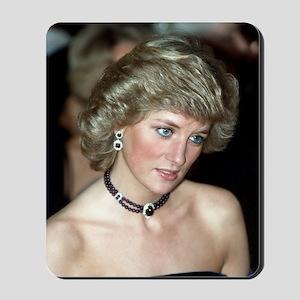 Stunning! Princess Diana Mousepad