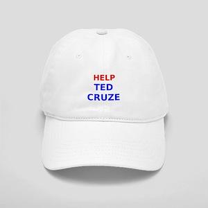 Help Ted Cruze Baseball Cap