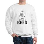 Get Me a Beer Sweatshirt