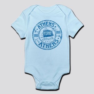 Athens Stamp Body Suit