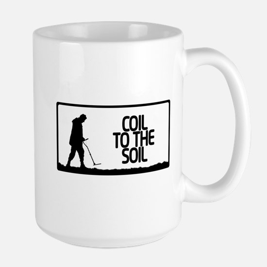 Coil to the soil Mugs