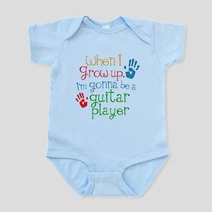 Future Guitar Player Infant Bodysuit