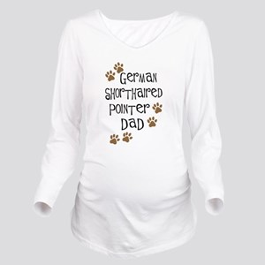 gsp dad2 Long Sleeve Maternity T-Shirt