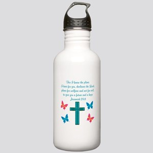 JEREMIAH 29:11 Stainless Water Bottle 1.0L