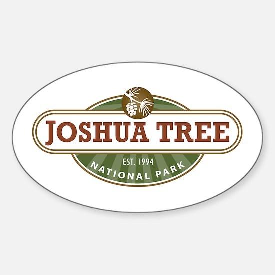 Joshua Tree National Park Decal