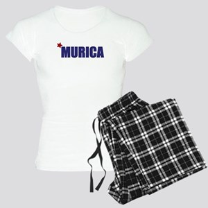 'Murica America Women's Light Pajamas