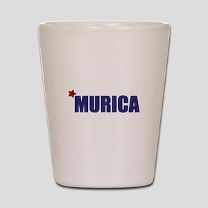 'Murica America Shot Glass