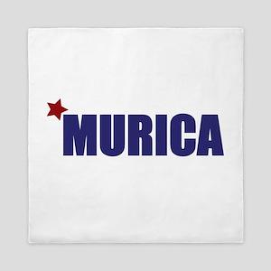 'Murica America Queen Duvet