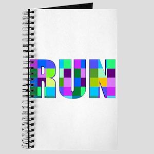 Run Squares Journal