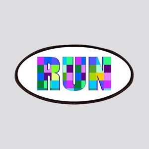 Run Squares Patches