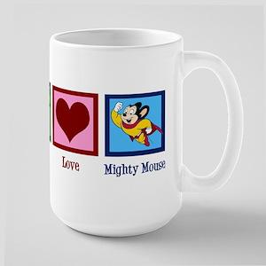 Mighty Mouse Large Mug