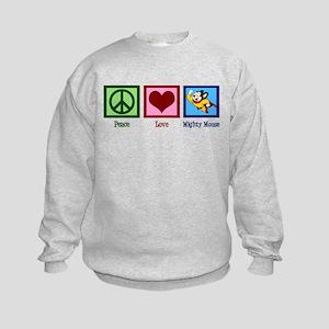 Mighty Mouse Kids Sweatshirt