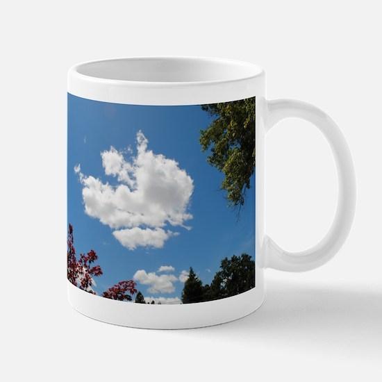 Passing clouds Mugs