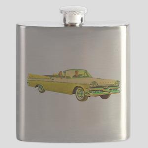 1957 Dodge Custom Royal Lancer Flask