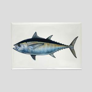 Blackfin Tuna Rectangle Magnet