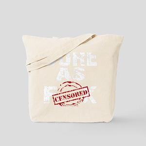 SORE AS FK - BLACK Tote Bag