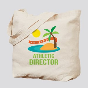 Retired Athletic Director Tote Bag