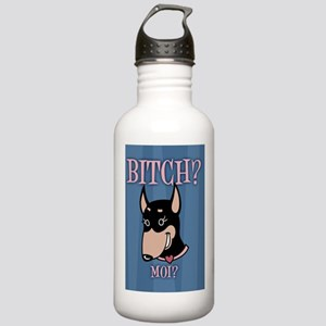 bitch-moi-CRD Stainless Water Bottle 1.0L