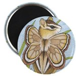 Chipmunk Fairy Magnet