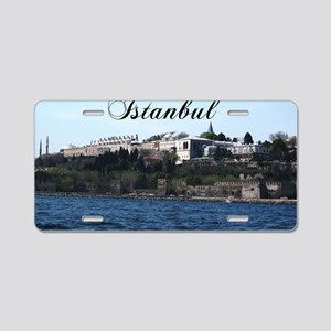 Istanbul_17.44x11.56_Servin Aluminum License Plate