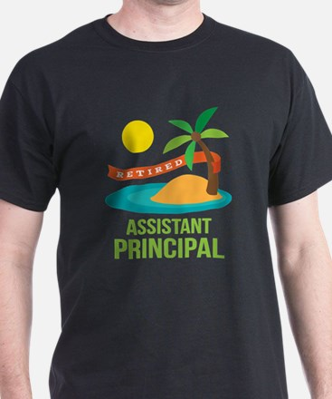 Retired Assistant Principal T-Shirt