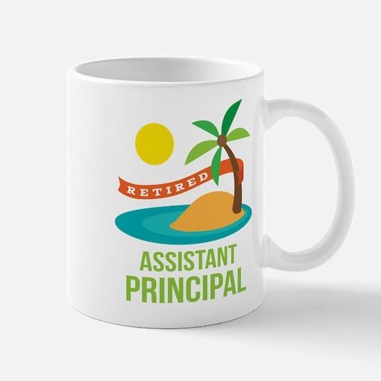 Retired Assistant Principal Mug